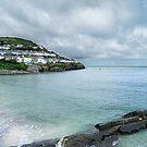 New Quay Wales  by Ann Garrett