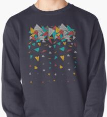 Flying paper planes  Pullover