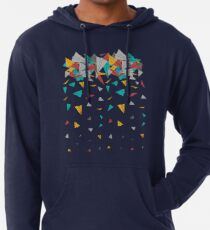 Flying paper planes  Leichter Hoodie