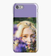 Yeri - Red Velvet iPhone Case/Skin