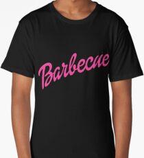Barbie Barbecue Parody Shirt Long T-Shirt