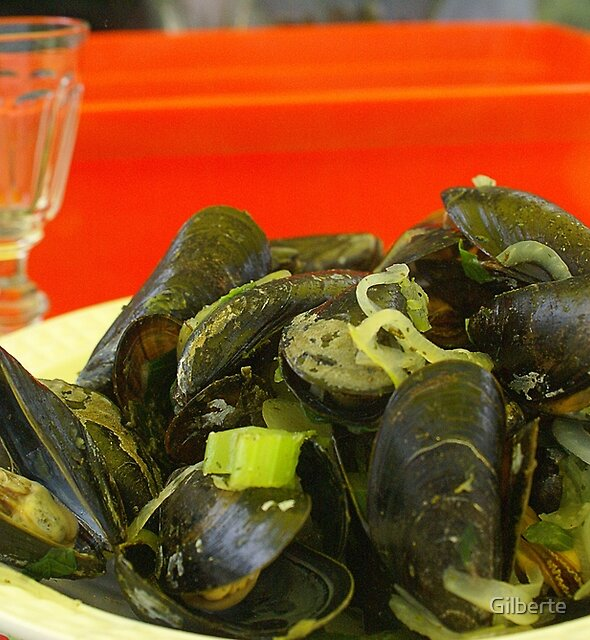 Laat het smaken!! Bon appétit!! by Gilberte