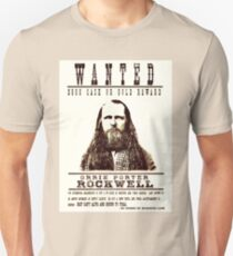 Porter Rockwell Wanted T-Shirt