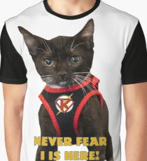 Never Fear, Kazoo Is Here! Graphic T-Shirt