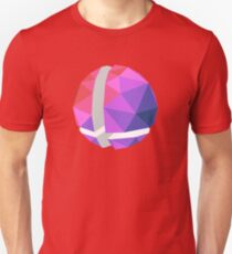 Low-Poly Smash Ball T-Shirt