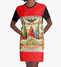 CUBAN CIGAR; Vintage Advertising Awards Print Graphic T-Shirt Dress