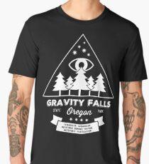 Visit Gravity Falls, Oregon! Men's Premium T-Shirt
