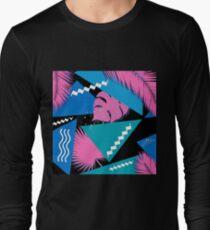 purple pattern  T-Shirt