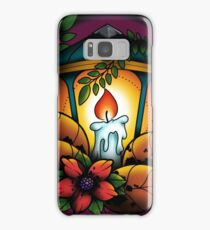 Neotraditional candle lantern Samsung Galaxy Case/Skin