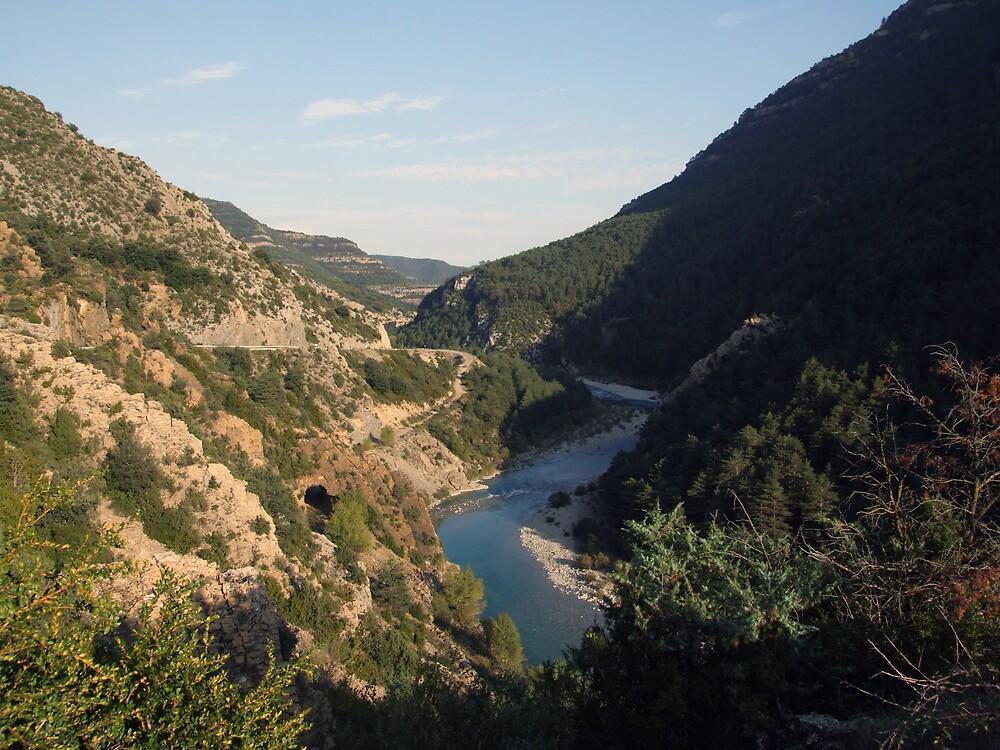 Spanish valley by John Quinn