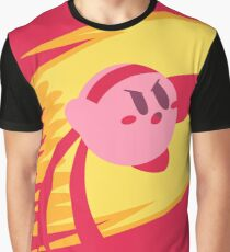 Fighter Kirby Graphic T-Shirt