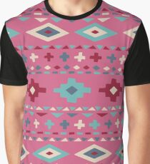 Hand drawn ethnic pattern in boho style Graphic T-Shirt