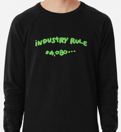 A Tribe Called Quest Check The Rhyme replica ATCQ Lightweight Sweatshirt