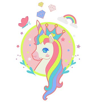 Candy Unicorn by Altairicco