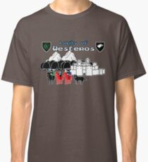 Lords of Westeros Classic T-Shirt
