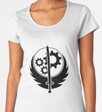 Brother hood of steel T-shirt - Inverted Women's Premium T-Shirt