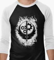 Brother hood of steel T-shirt - Inverted T-Shirt