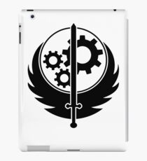 Brother hood of steel T-shirt - Inverted iPad Case/Skin