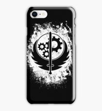 Brother hood of steel T-shirt - Inverted iPhone Case/Skin
