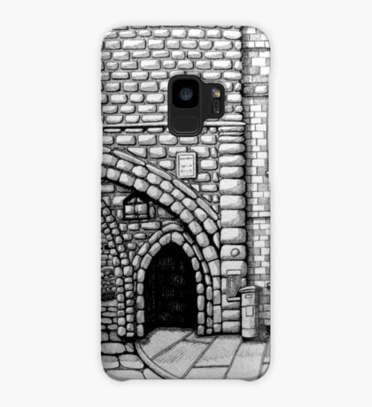 256 - ABBEY ARCH, NORTHGATE STREET, CHESTER DAVE EDWARDS - INK 2014 Case/Skin for Samsung Galaxy