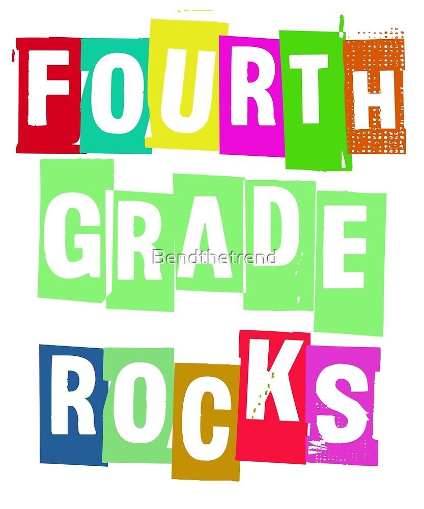 Fourth Grade Rocks School Rocks Fourth Grade Group by Bendthetrend
