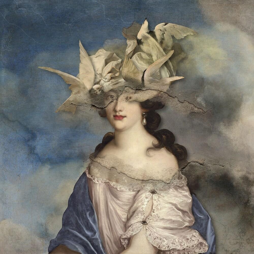 BirdHead Woman by itKuPiLLi