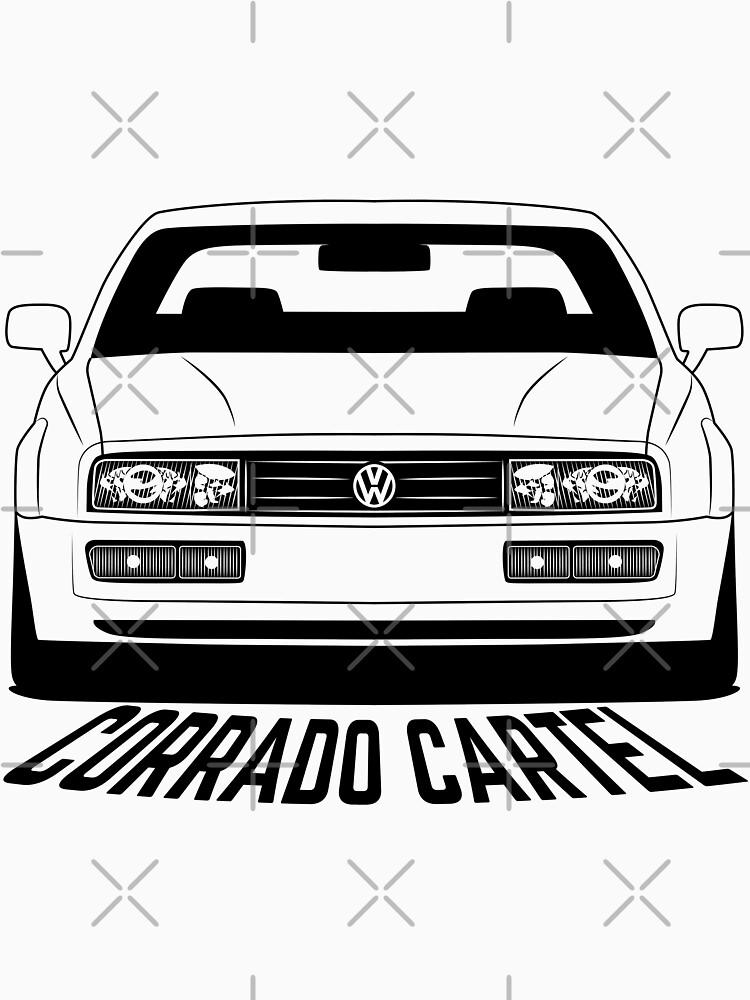VW Corrado Cartel Shirts by CarWorld