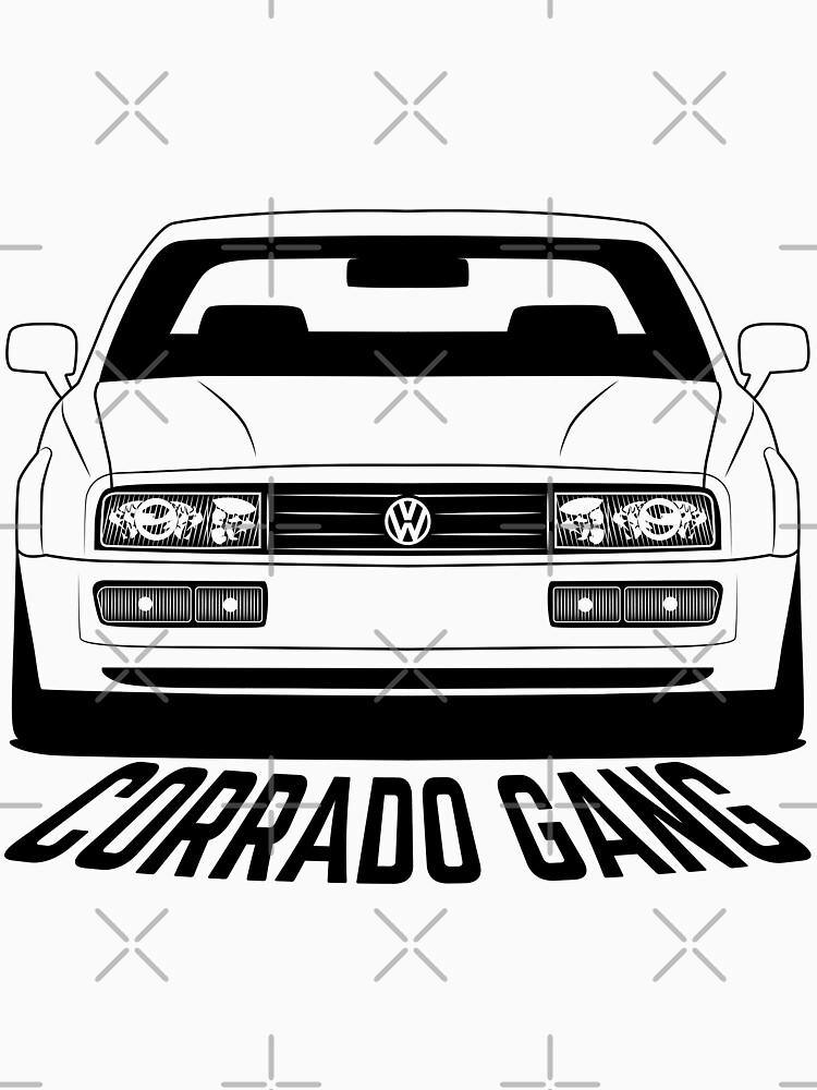 VW Corrado Gang Shirts by CarWorld