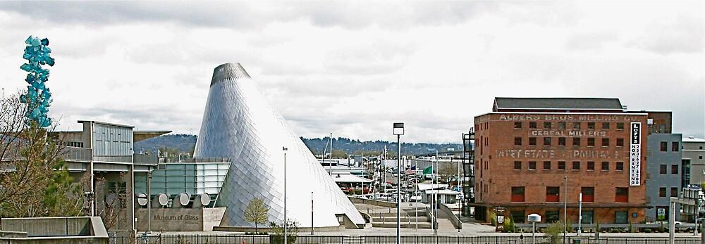 Down town Tacoma, WA by Alex Weeks