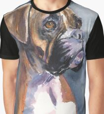 Boxer Graphic T-Shirt