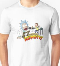 Rick And Morty - Get Schwifty T-Shirt
