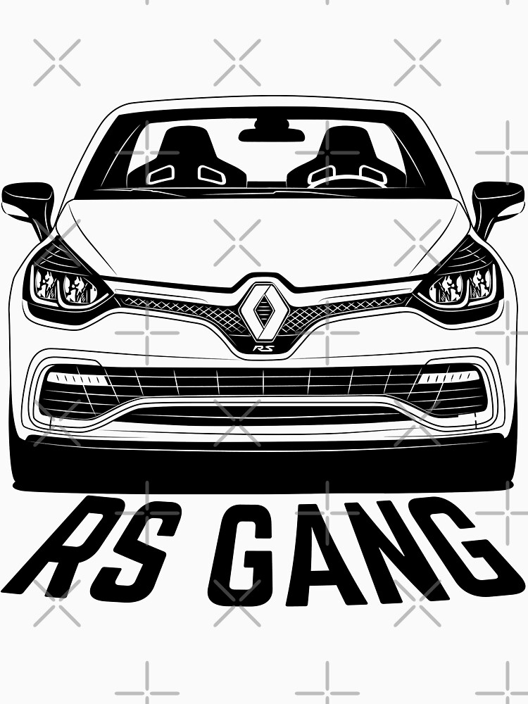 Renault Clio RS Gang Shirts by CarWorld