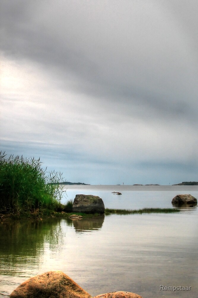 Calmness - HDR by Rempstaar