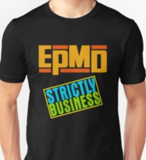 EPMD - Strictly Business replica print Unisex T-Shirt