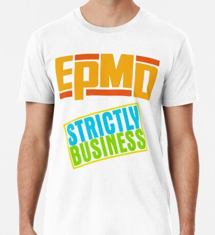 EPMD - Strictly Business replica print Premium T-Shirt
