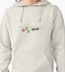 4. Captain Swan Quote Pullover Hoodie