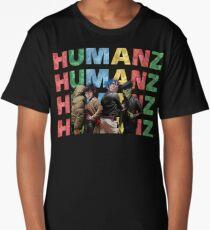 HUMANZ GORILLAZ Long T-Shirt