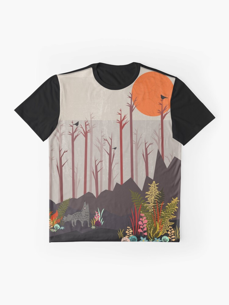 Vista alternativa de Camiseta gráfica Sundance