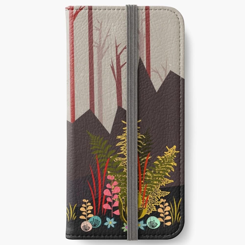 Sonnentanz iPhone Flip-Case