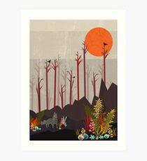 Sundance Art Print