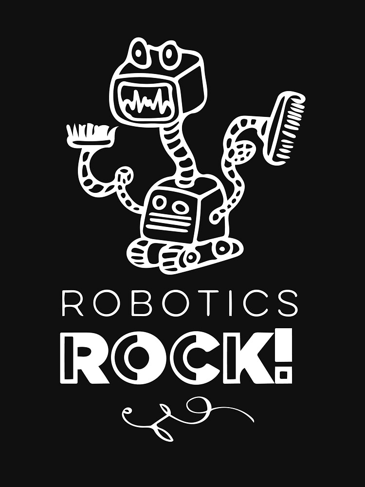 Robotics Rock Engineering and Science by ColeLaniTrading