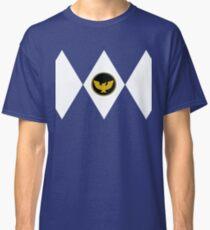 Power Ranger Captain Falcon Classic T-Shirt