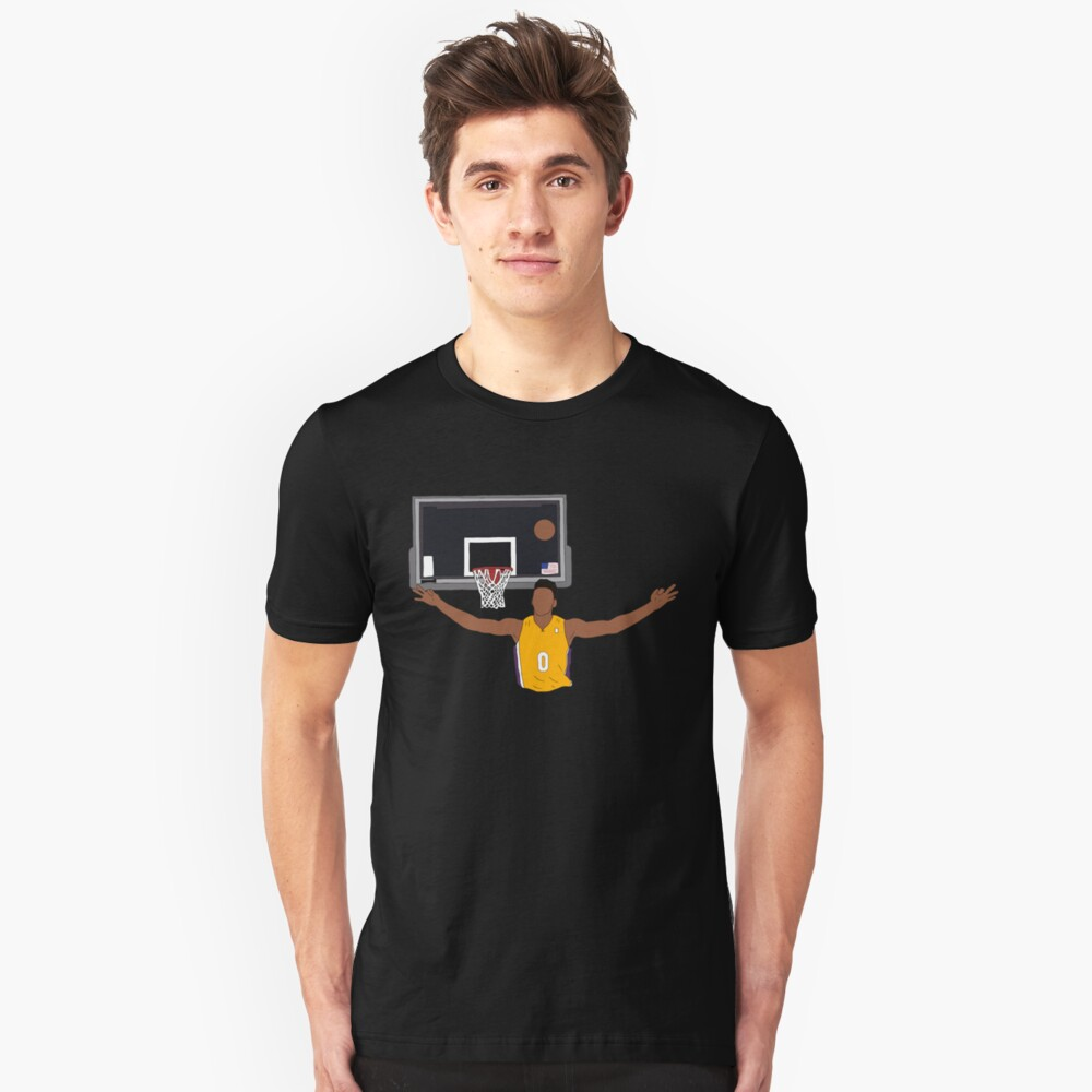 Nick Young Early Celebration Unisex T-Shirt Front