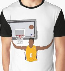 Nick Young Early Celebration Graphic T-Shirt