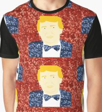 sequin donald trump Graphic T-Shirt