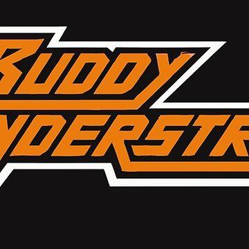 Buddy Thunderstruck by t058840758