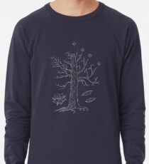 The White Tree of Gondor Lightweight Sweatshirt