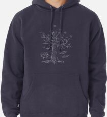 The White Tree of Gondor Pullover Hoodie
