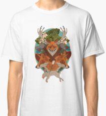 A Fox's Sleep Classic T-Shirt