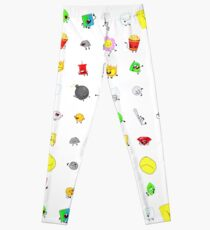 IDFB Stickers Leggings